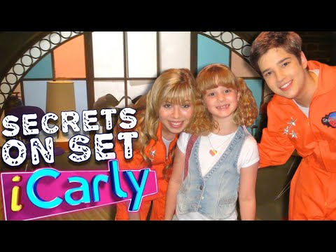 ICARLY on set with JENNETTE MCCURDY & NATHAN KRESS Interview with Piper Reese!