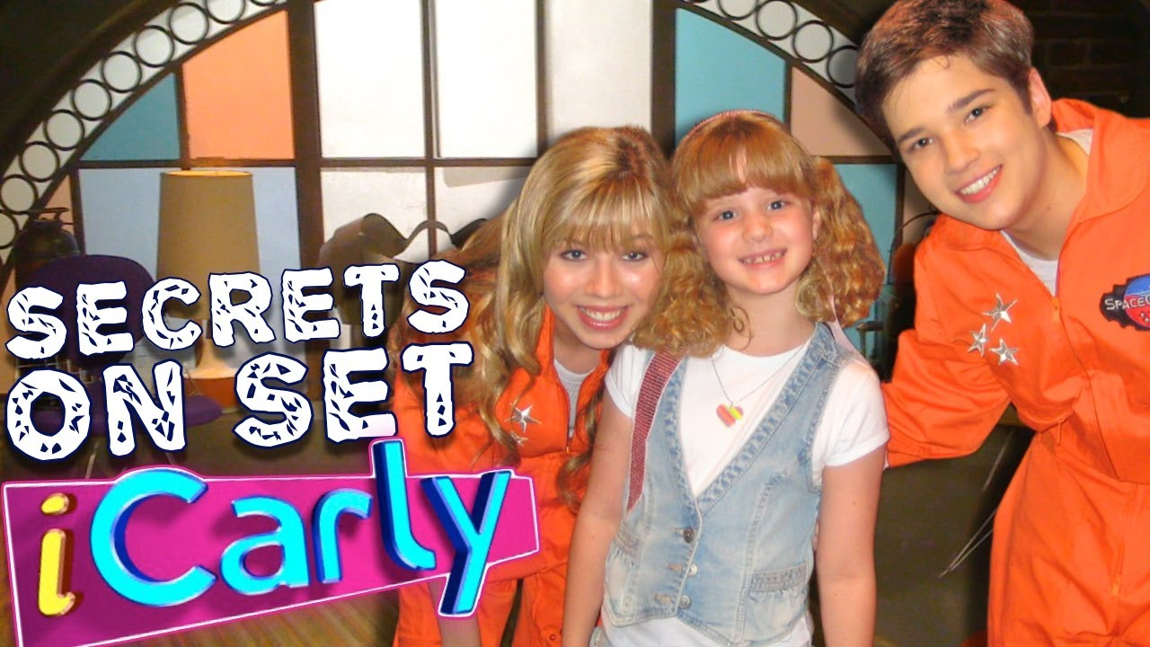 ICARLY On Set With JENNETTE MCCURDY & NATHAN KRESS