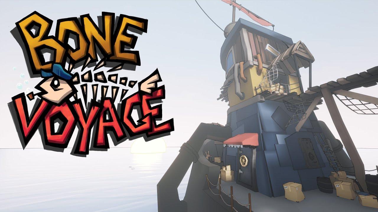 Official Bone Voyage Announcement Trailer