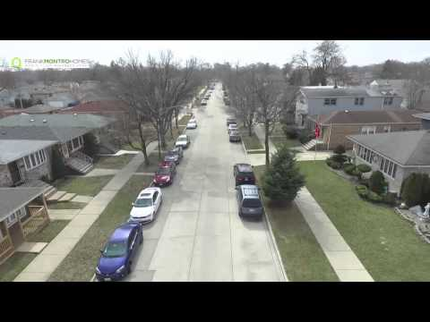 Preview Chicago    11119 Albany AERIAL   Beverly   Frank Montro Homes