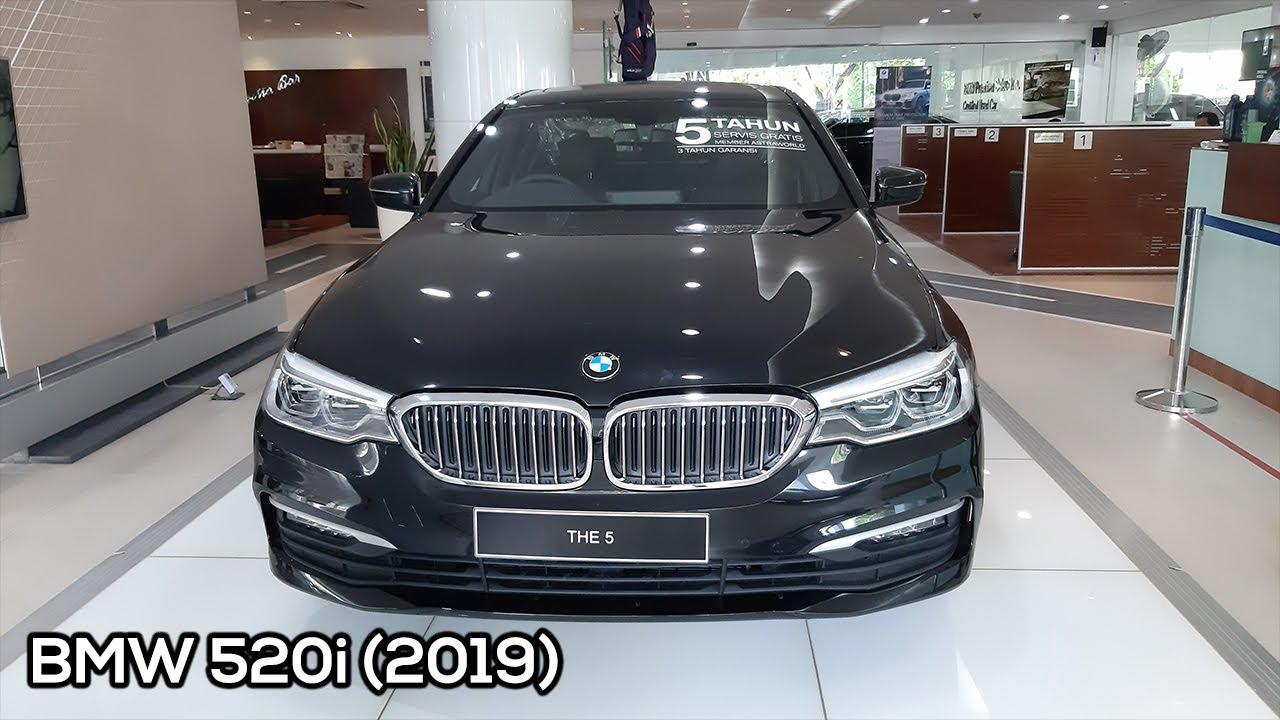 BMW 520i (2019) - Exterior and Interior Walkaround