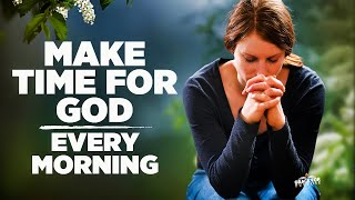 Trust In The L๐rd & In His Promises   A Powerful Morning Prayer To Begin The Day