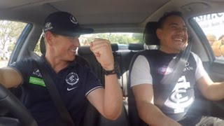 Driving with Sam Pang - Brendon Bolton