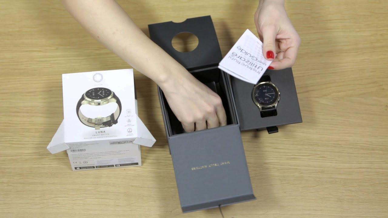Smartwatch-ul romanesc Vector Luna il gasesti la QuickMobile !