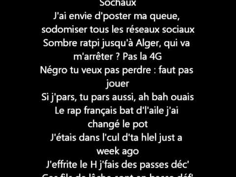BOOBA - 4G (paroles - lyrics)