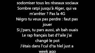 BOOBA - 4G (paroles - lyrics)