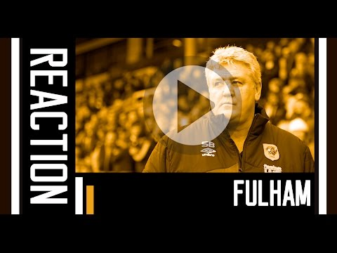 Fulham V The Tigers | Reaction With Steve Bruce | 23rd January 2016