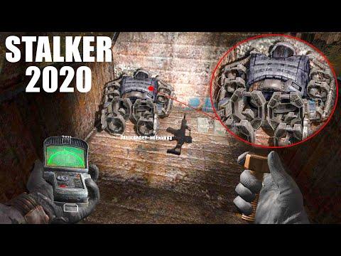 STALKER 2020 - Stalker mod: Обречённый на вечные муки #3 Уникальный экзоскелет наёмников