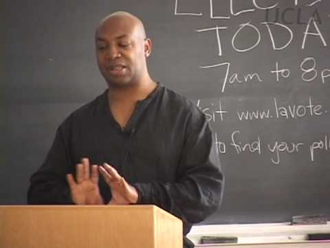 African American Studies, Lecture 16, UCLA