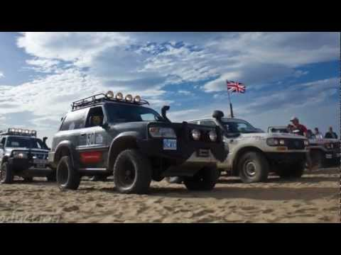 Rallye zemmouri (Algerie) 4x4 (YB production)