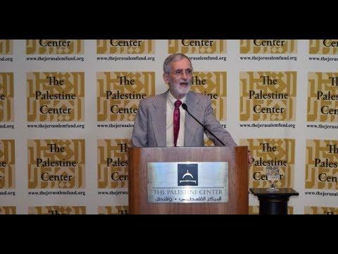 """2018 Hisham Sharabi Memorial Lecture - """"Dissembling in Diplomacy: Israel's Secret Weapon"""""""