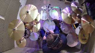 You´re Beautiful- James Blunt Drumcover Drumming by Daniel Möhrke