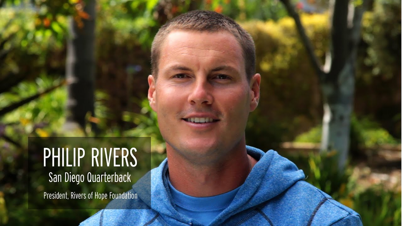 Voices For Children Psa Featuring Quarterback And Rivers