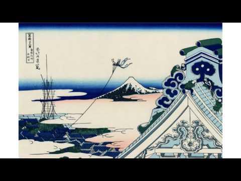 Hokusai, Thirty-six Views of Mount Fuji