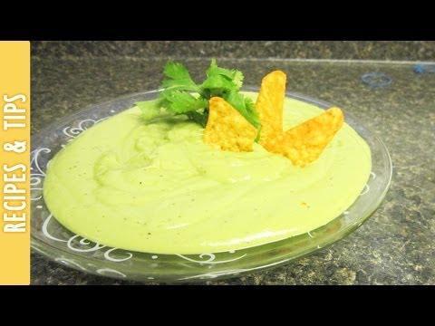 Avocado Sauce Recipe For Tacos- The290ss