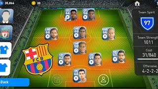WHITE BALL SQUAD VS LEGEND DIFFICULTY - PES2019 MOBILE