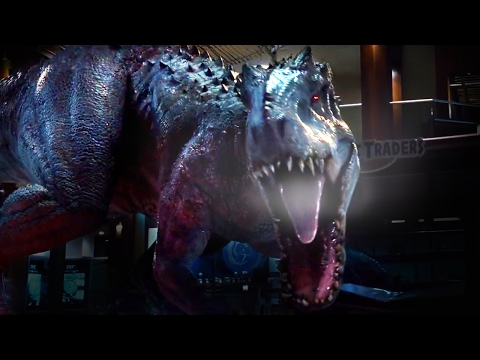 Jurassic World on Crack