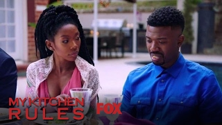 Ray J Is Not A Fan Of Scallops | Season 1 Ep. 5 | MY KITCHEN RULES