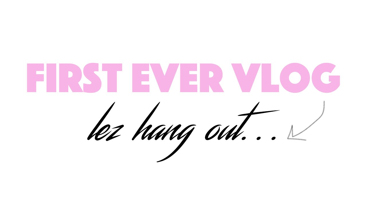 Check out my new vlog channel - First Ever Vlog ...