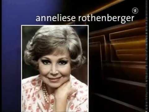 Anneliese Rothenberger Interview (german) 2006/11/20 late night bei Beckmann