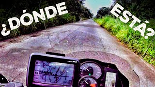 BUSCANDO el ECUADOR en Gabón |  ÁFRICA EN MOTO (S03/E04)VUELTA AL MUNDO EN MOTO CON CHARLY SINEWAN