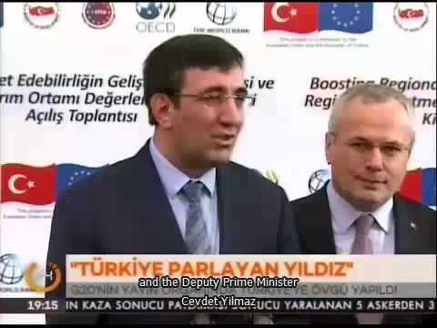 The Official Media Organization of G20 Praises Turkey