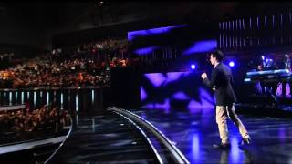 Olga Tañon, Gilberto Santa Rosa Homenaje a Marc Anthony premios Billboard 2012