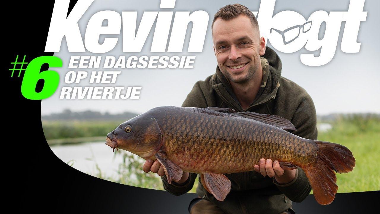 Karpervissen - Kevin Vlogt #6: Een dagsessie op het riviertje