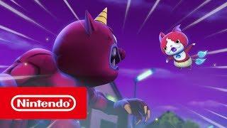 YO-KAI WATCH BLASTERS: Red Cat Corps & White Dog Squad - Launch Trailer (Nintendo 3DS)
