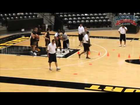 2-Ball Drills to Improve Dribbling featuring Gregg Marshall!