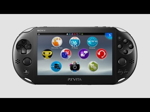 PlayStation Vita: Monsters, Music, and Games - NYCC 2014