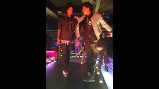 Les Twins new year 2015