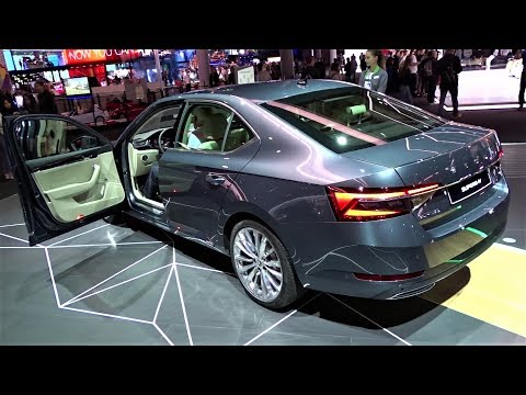 2020 Skoda Superb IV Laurin & Klement - Luxury Sedan - Interior, Exerior Walkaround