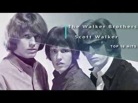 Top 10 Hits: The Walker Brothers / Scott Walker - R.I.P. Scott Walker mp3