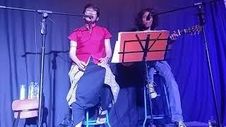 Ari Reda Live At Impala Space Semarang  -  Sajak Sajak Kecil Untuk Cinta
