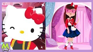 Хелло Китти Звезда Моды/Hello Kitty Fashio Star.Стань Лучшим Стилистом.Самая Модная Игра