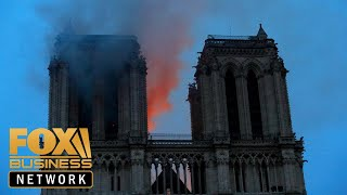 Nearly $700M donated to restore Notre Dame Cathedral
