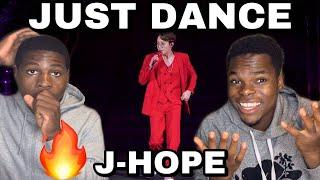 WE LOVE THIS!!! | BTS J-HOPE (방탄소년단) 'Just Dance' Live REACT…