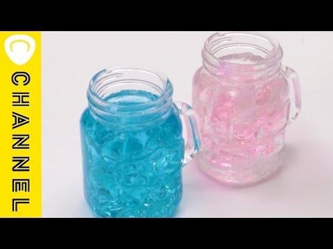 DIY保冷剤で作るアロマ芳香剤 C CHANNEL DIY