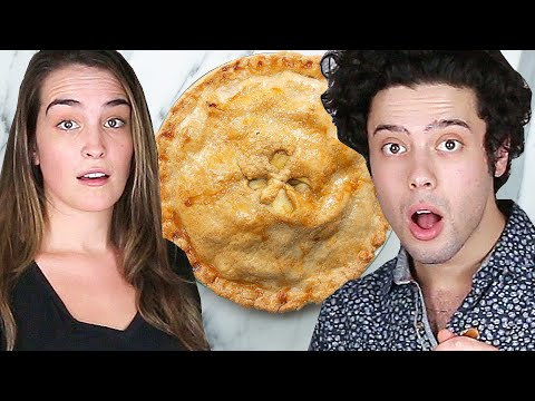 Fresh Farmers Market Vs. Store-Bought Ingredients: Apple Pie • Tasty