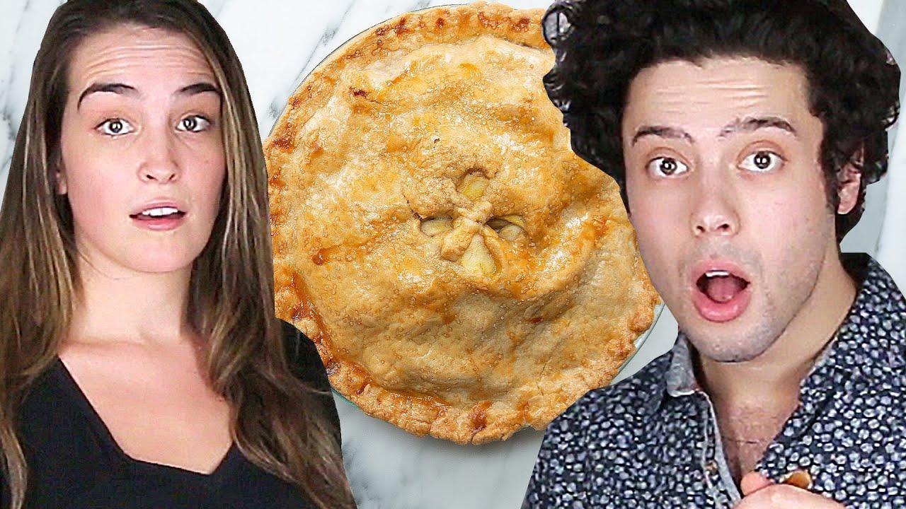 Fresh Farmers Market Vs. Store-Bought Ingredients: Apple Pie • Tasty