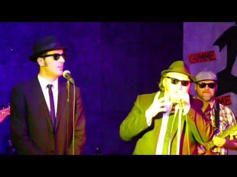 """Teatro AttoZero , concerto live , Soul Men Band """" Blues Brothers """""""