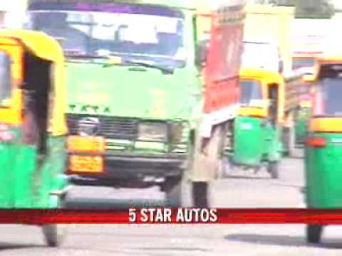 Delhi autos set for a makeover