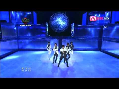 MBLAQ - Y live