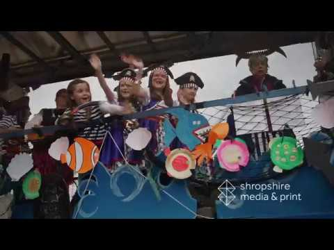 Shrewsbury Carnival and Show 2019