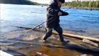 Рыбалка в Карелии!!!