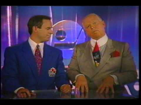 Don Cherry reacts to Kerry Fraser's missed call against Wayne Gretzky - 1993 Coach's Corner