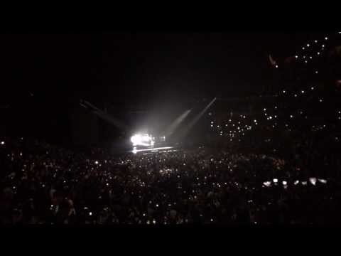 Jay Z - Intro/Public Service Announcement (Live at Barclays Center, Brooklyn 13/01/2014)