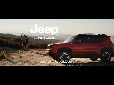 Jeep Renegade Commercial - Together Forever