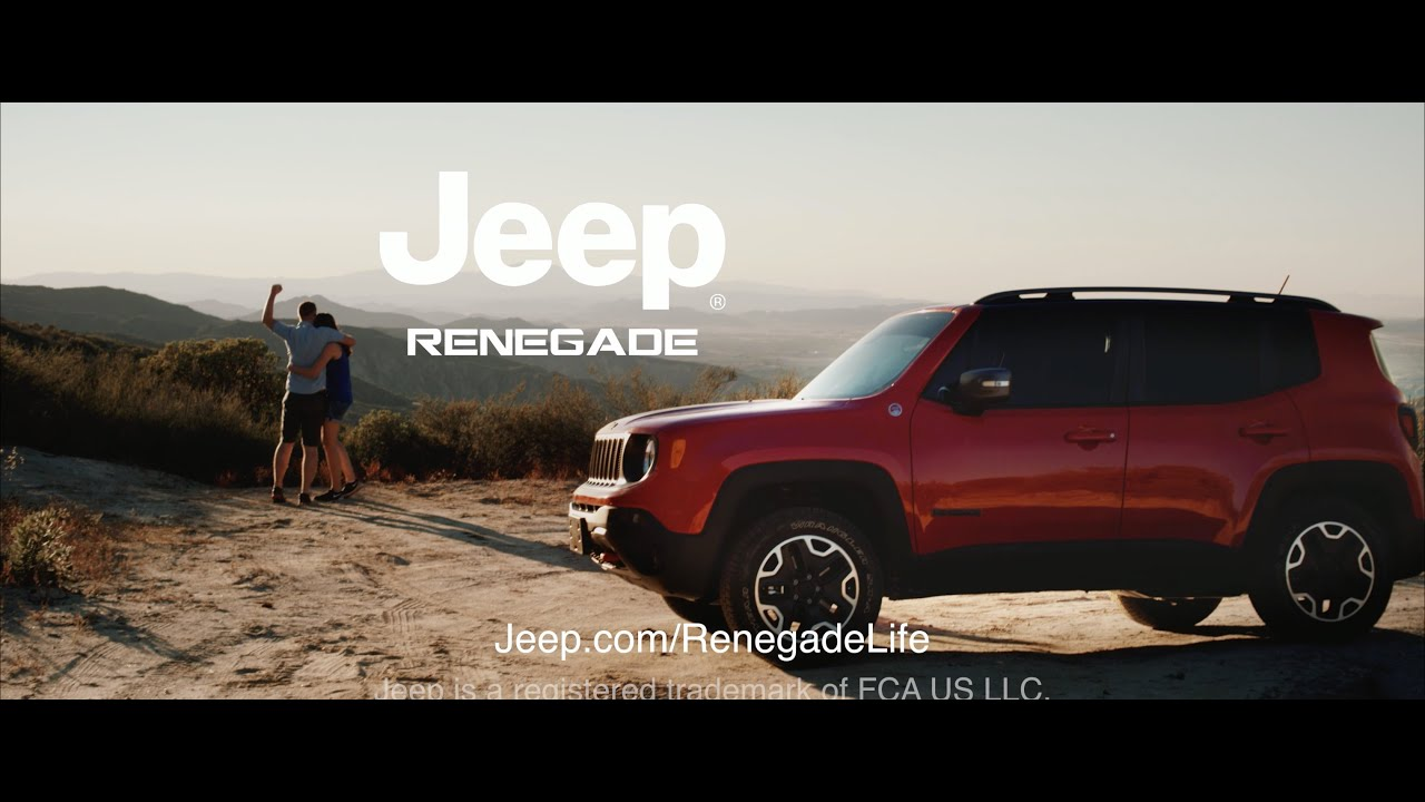 Jeep Renegade Commercial - ther Forever - YouTube